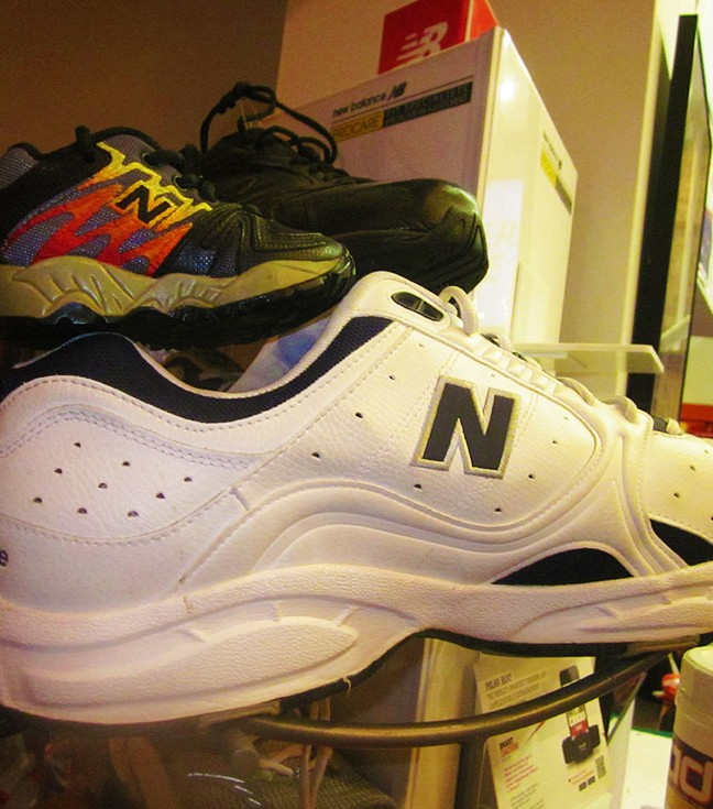 Whether your feet are tiny or enormous, your perfect well-fitting shoe is at Runners Choice!