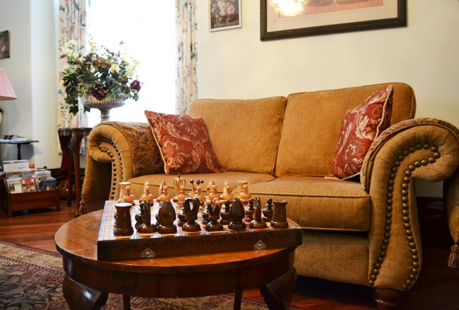 Business in downtown Kingston? Historic Inns are a great choice for a night stay.
