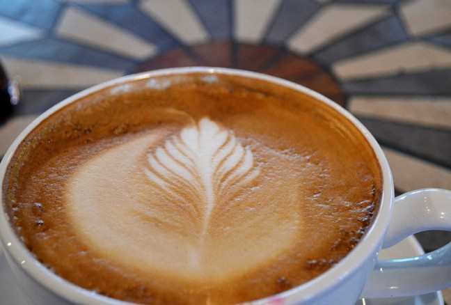 The Common Market is a retreat that offers quality coffee in a relaxing atmosphere.