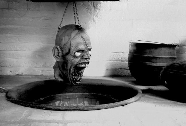 Kannibal Kyle's stew pot