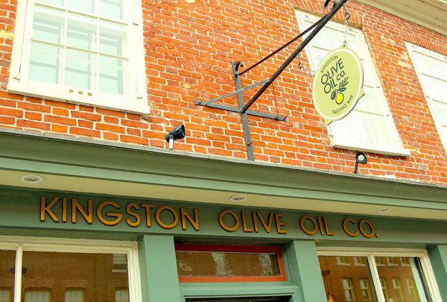 19. Buy some artisan olive oil in all kinds of flavour combinations at Kingston Olive Oil Company