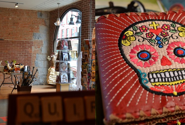 Every visit to Minotaur is always an adventure to discover new items – vegan friendly wallet