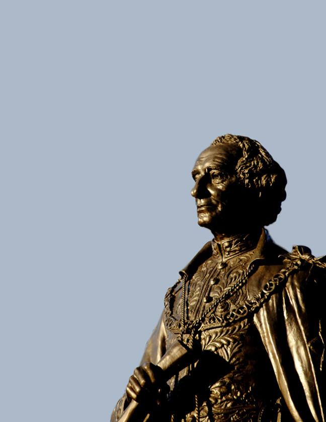 Sir John A. MacDonald at City Park
