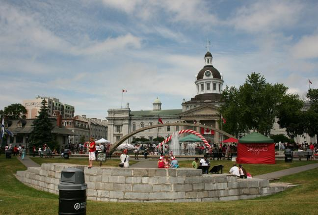 Most of the Canada Day festivities will happen in and around Confederation Park. (Photo: Marcus Jeffrey/Flickr)