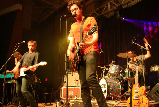 Saturday's headliner Constantines should not be missed. (photo: Flickr/Martin Cathrae)
