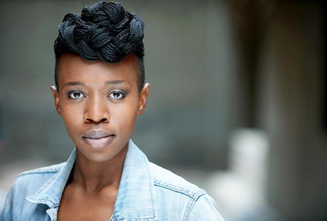 Natasha Mumba in the role of Camme.