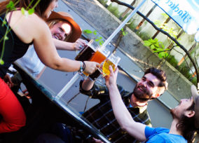 Kingston's Hidden Patios