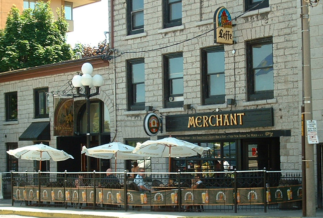 Photo from The Merchant Tap House's Facebook page.