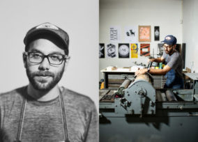 Meet the Makers: Graphic Designers Vincent Perez and Benjamin Nelson