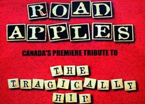 The Road Apples live at The Merchant