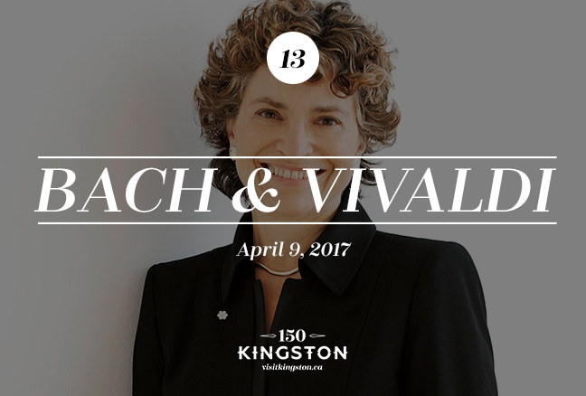 Event: Bach & Vivaldi Date: April 9, 2017