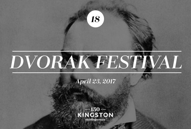 Event: Dvorak Festival Date: April 23, 2017