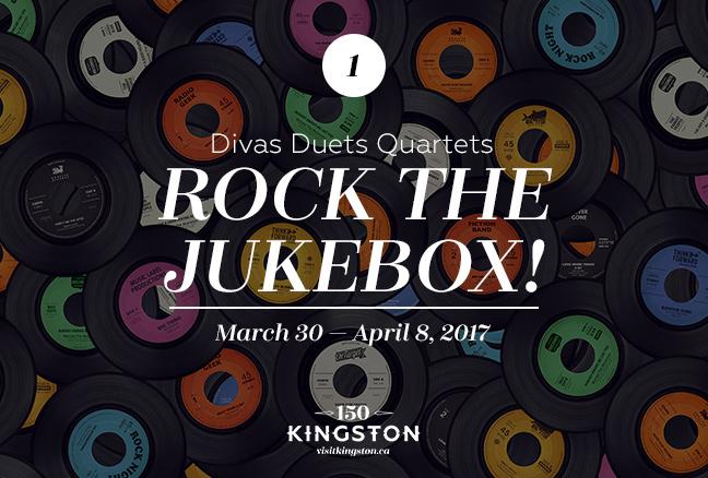 Divas Duets Quartets: ROCK THE JUKEBOX! Date: March 30 - April 8, 2017