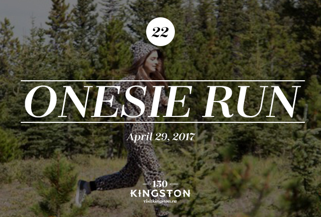 Event: Onesie Run Date: April 29, 2017