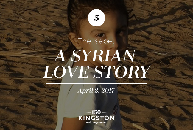 Event: A Syrian Love Story at The Isabel Date: April 3, 2017