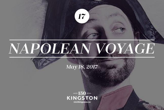 Event: Napoleon Voyage Date: May 18, 2017