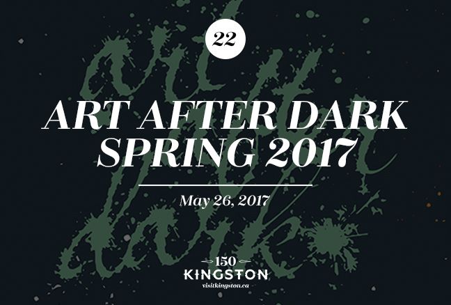 Event: Art After Dark Spring 2017 Date: May 26, 2017