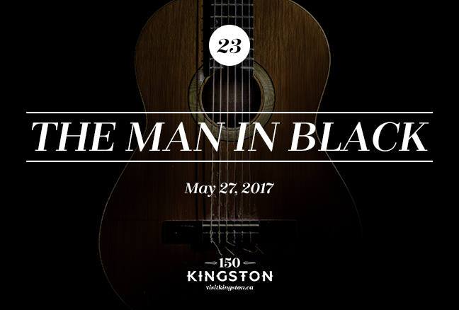 Event: The Man In Black Date: May 27, 2017