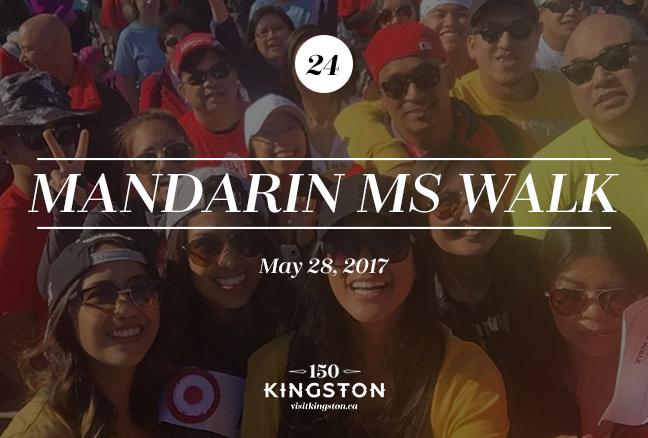 Event: Mandarin MS Walk Date: May 28, 2017