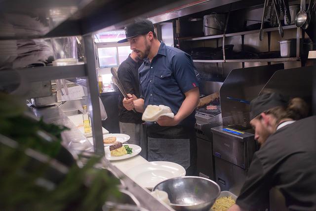Chef Ian Arthur: Life at The Pig