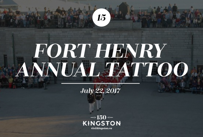 Fort Henry Annual Tattoo - July 22