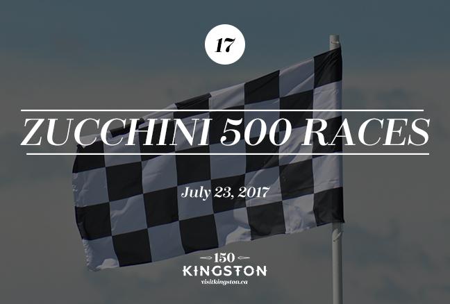 Zucchini 500 Races - July 23