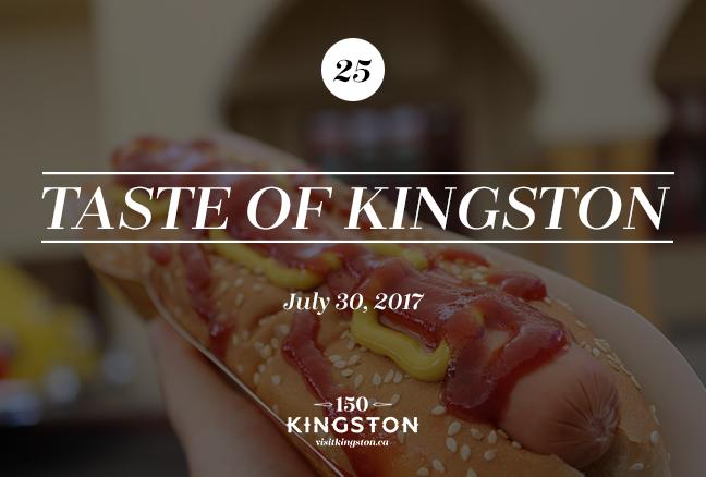 Taste of Kingston - July 30