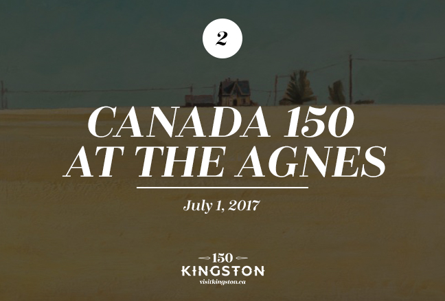 Canada 150 at The Agnes - July 1