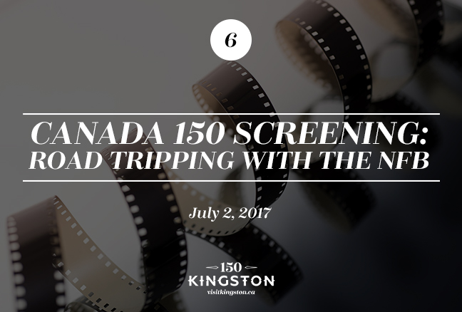 Canada 150 Screening: Road Tripping with the NFB - July 2