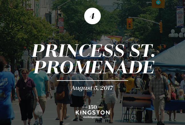 Princess St. Promenade - August 5