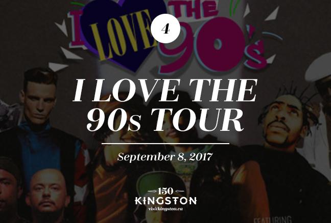 I Love the 90s Tour - September 8