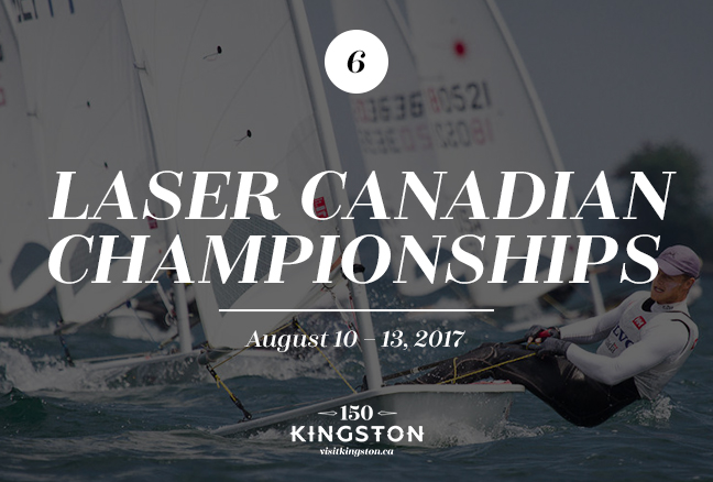 Laser Canadian Championships - August 10-13