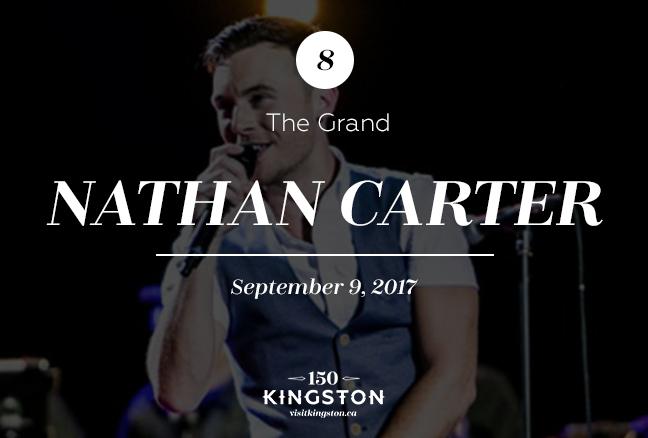 Nathan Carter - The Grand - September 9