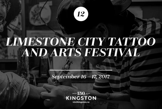 Limestone City Tattoo and Arts Festival - Sept 16-17
