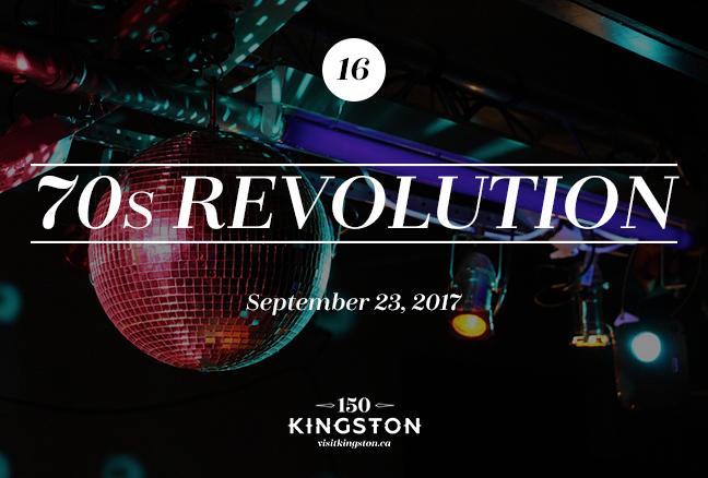70s Revolution - September 23