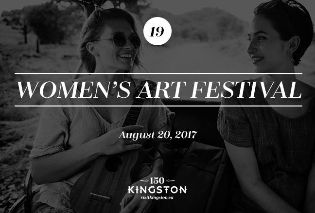 Women's Art Festival - August 20