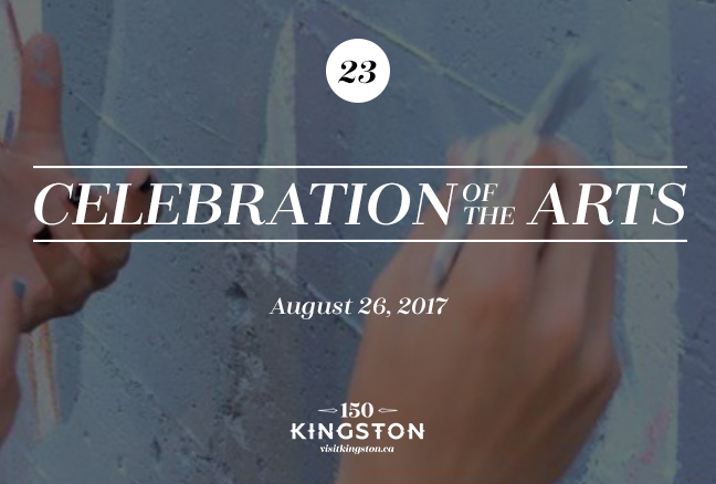 Celebration of the Arts - August 26