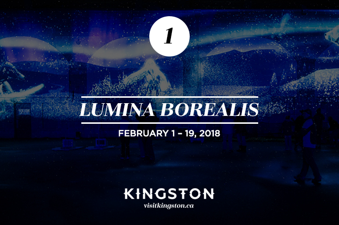 25 Things to do in Kingston Lumina Borealis