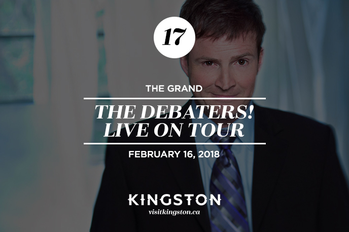 The Debaters Live at The Kingston Grand Theatre