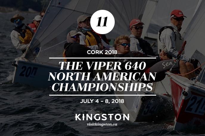 CORK Viper 640 North American Championships