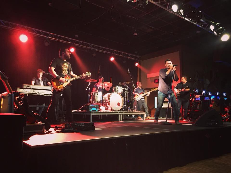 Emerson Drive play Chill on the Hill music fest