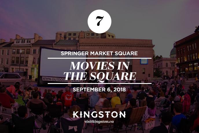 25 Things to do in Kingston September 2018