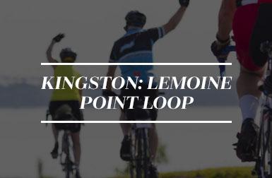 Kingston: Lemoine Point Loop