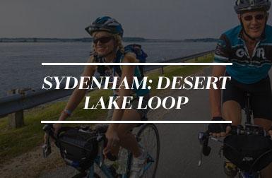Sydenham: Desert Lake Loop