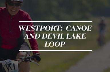 Westport: Canoe and Devil Lake Loop