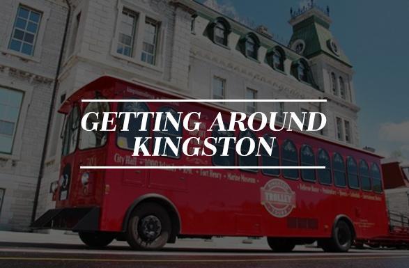 Getting Around Kingston