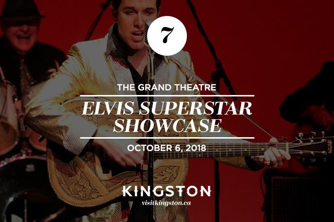 Elvis Superstar Showcase at The Grand Theatre