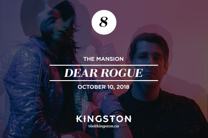 Dear Rogue at The Mansion