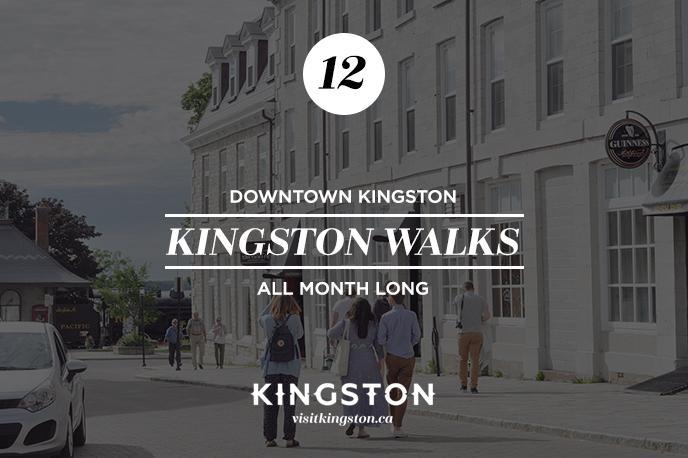 Kingston Walks