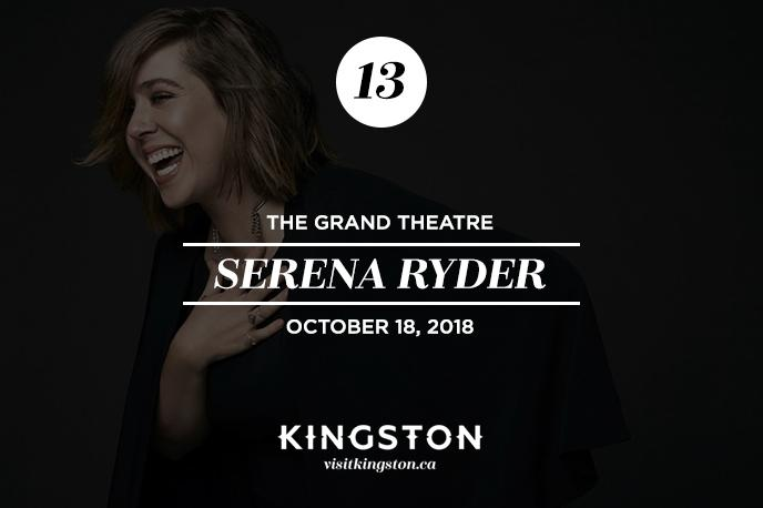 Serena Ryder at The Grand Theatre